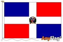 - DOMINICAN REPUBLIC ANYFLAG RANGE - VARIOUS SIZES